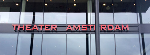 ZAZ Amsterdam project theater amsterdam